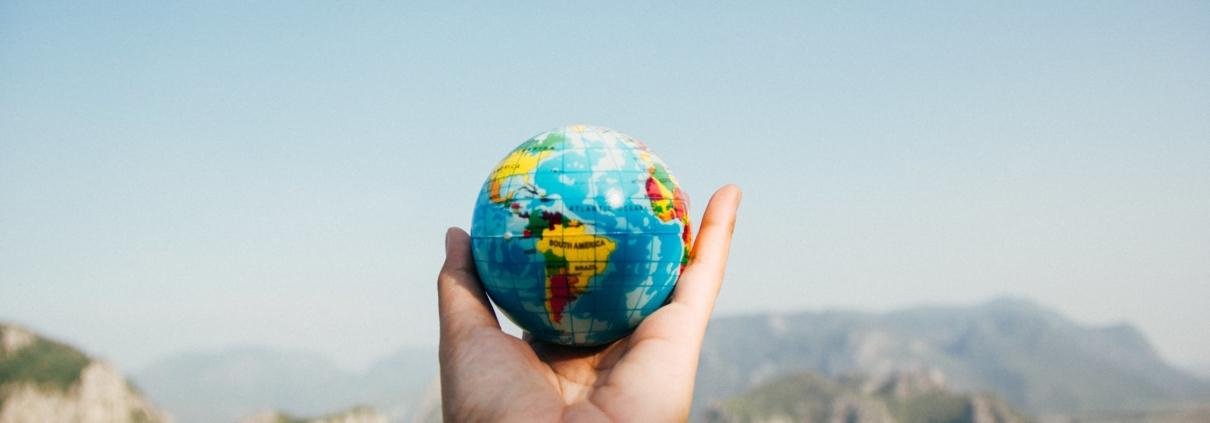 globe terreste